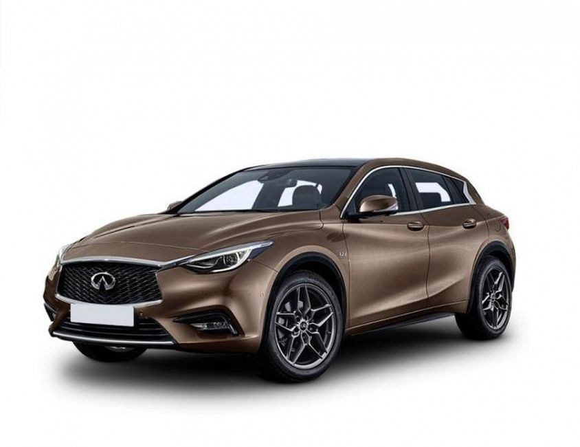 New 2019 Infiniti Q30 Luxe 1.6 L., 154 hp, 7 speed ...