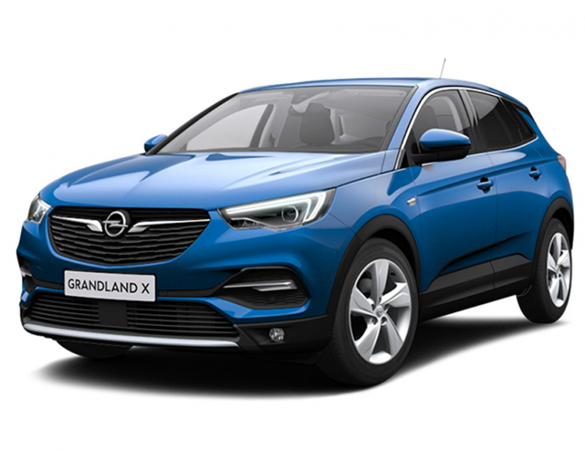 New 2020 Opel Grandland X Full 1 6 L 165 Hp 6 Speed Automatic Tiptronic Fwd