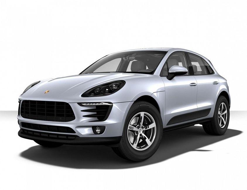New 2018 Porsche Macan Base 2.0 L., 252 hp, 7 speed, Doppelkupplung (PDK),  AWD