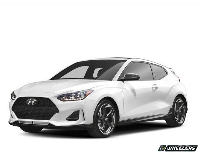 New 2020 Hyundai Veloster Mid 2.0 L., 149 Hp, 6 Speed