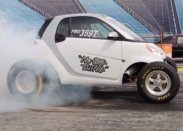This Is The World S Fastest Smart Car