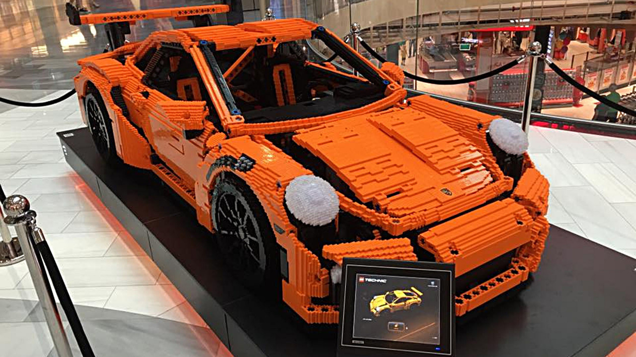Truck Enthusiast >> Lego Porsche 911 Looks So Real You Just Want To Drive It! | Car News | Wheelers
