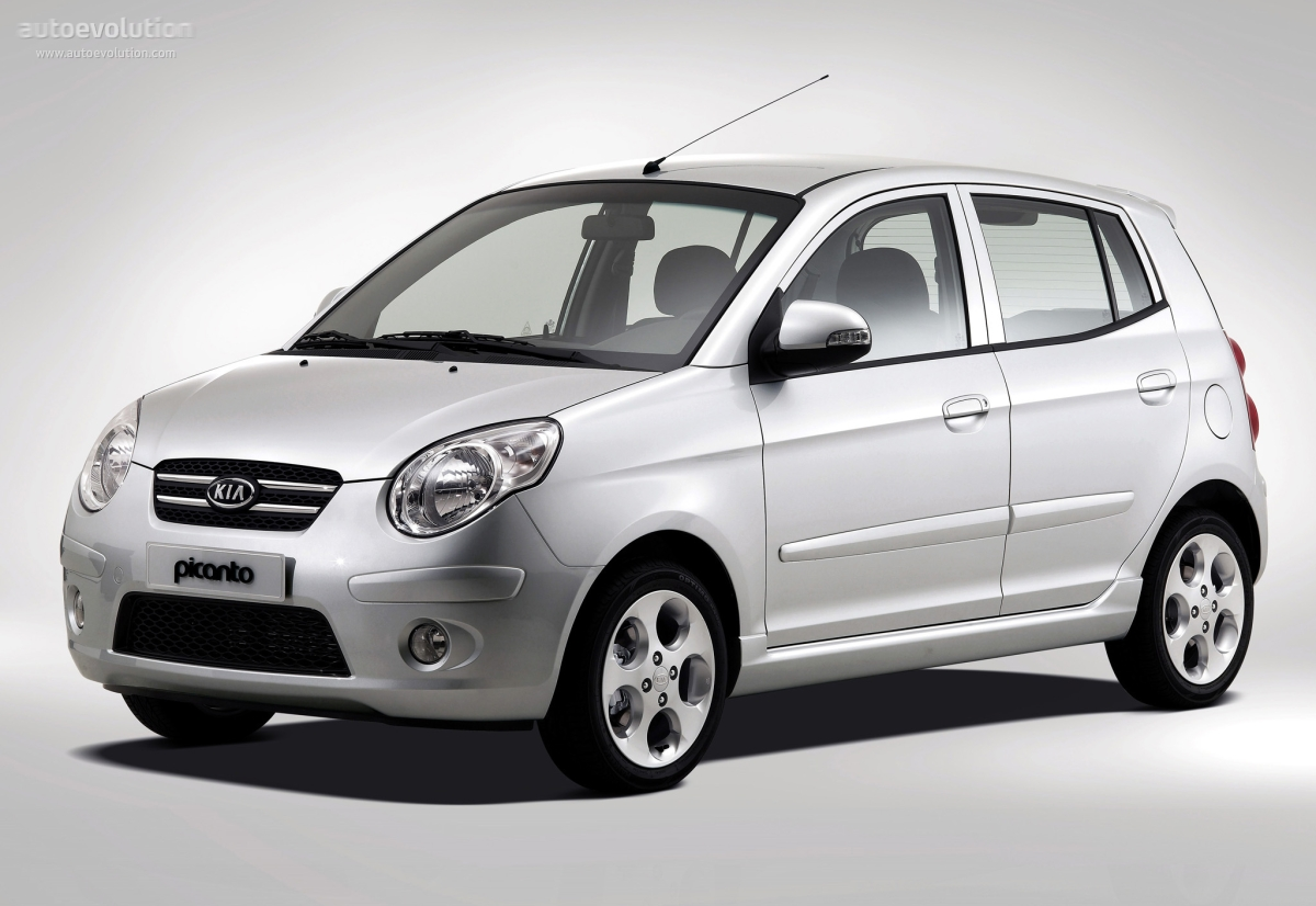 The third gen Picanto's engine lineup is expected to be:
