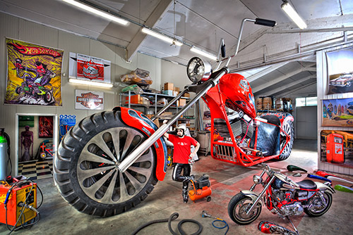 worlds largest rideable motorcycle bike news wheelers